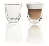 2 glazen cappuccino 190 ml