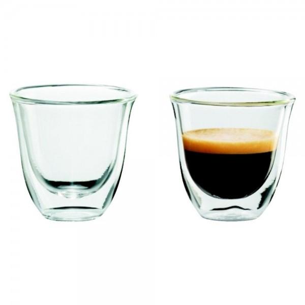 2 glazen espresso 60 ml