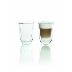 2  Latte Macchiato  glazen 220 ml  De'Longhi