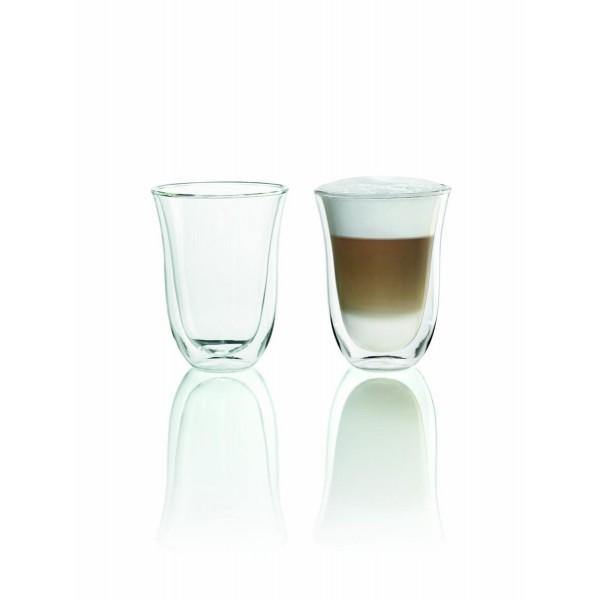 2  Latte Macchiato  glazen 220 ml