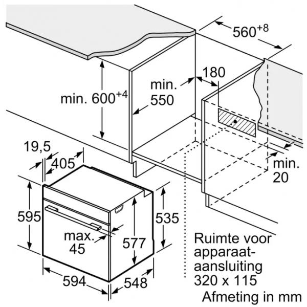 Siemens Oven HB676GBS1