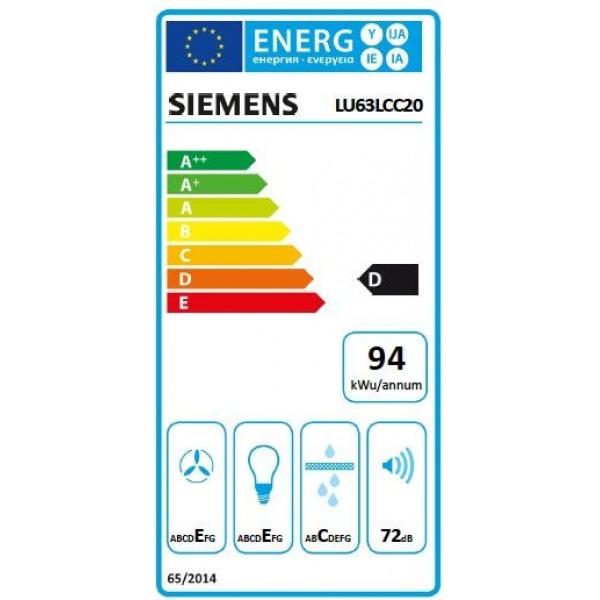 Siemens Dampkap LU63LCC20