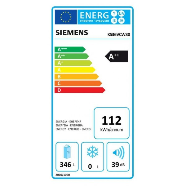 Siemens KS36VCW30