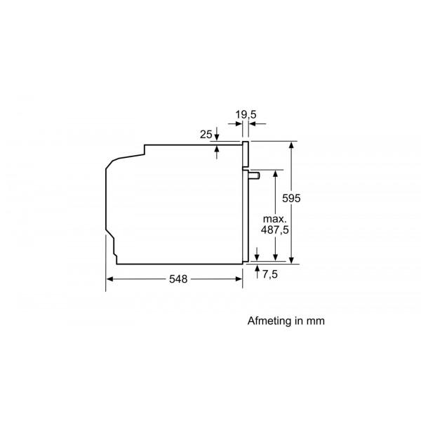 Siemens Oven HB537ABS0