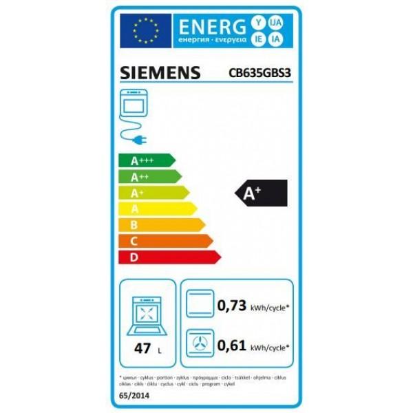 Siemens Oven CB635GBS3