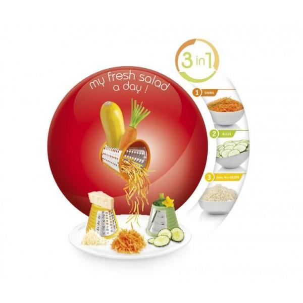 DJ753510 Fresh Express 3 in 1 Moulinex
