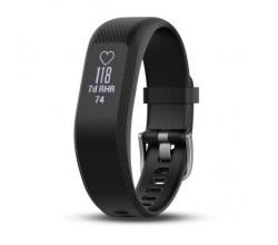 Vivosmart 3 small/Medium Zwart Garmin
