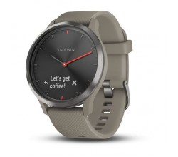 Vivomove HR Sport Black Sandstone Garmin