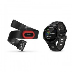 ForeRunner 735XT Run Bundle Zwart