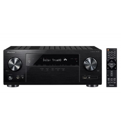 VSX-832-B AV-receiver noir Pioneer