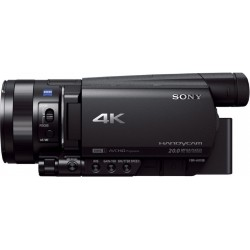 FDR-AX100EB 4K camcorder