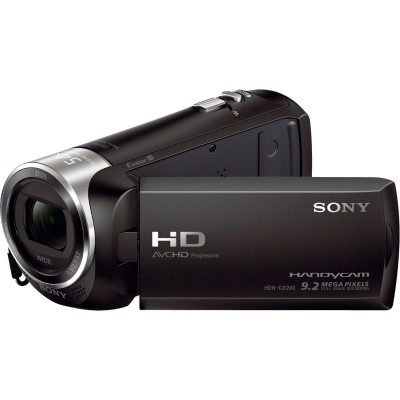 HDR-CX240EB Black Sony