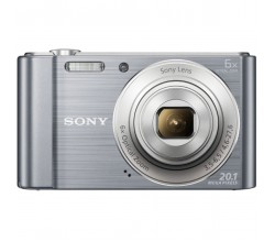 DSC-W810S zilver Sony