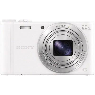 DSC-WX350W White Sony