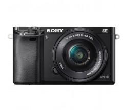 A6000LB + 16-50 Black Sony