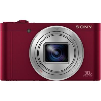 DSC-WX500R Rood Sony