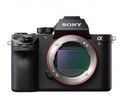 A7R II body 4K camera Sony