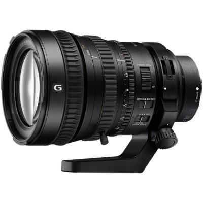 SEL 28-135mm/F4.0 PZ FE Full Frame G OSS Sony
