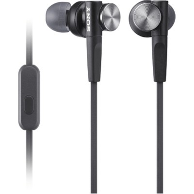 EXTRABASS IN-EAR HEADPH WITH REMOTE MIC Sony