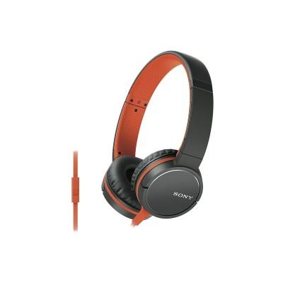 MDR-ZX660AP Oranje Sony