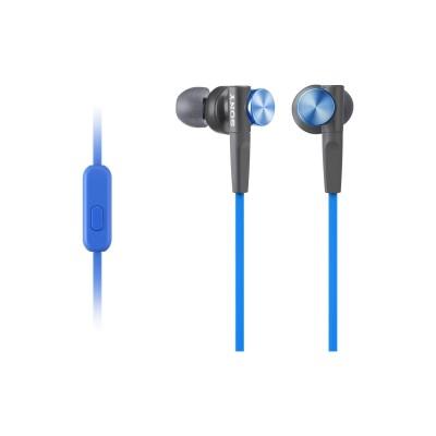 MDR-XB50AP Blauw Sony