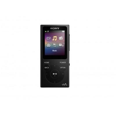 NW-E394B 8GB Zwart Sony