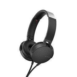 MDR-XB550AP zwart