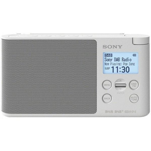 Sony Radio XDR-S41D Wit