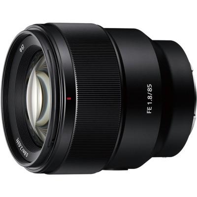 SEL 85mm/F1.8 Full Frame Mid-telephoto prime lens Sony