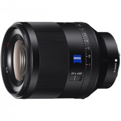 SEL 50mm F1.4 FF E-mount lens Full Frame