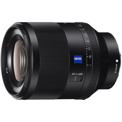 SEL 50mm F1.4 FF E-mount lens Full Frame Sony