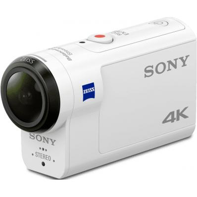 FDR-X3000R 4K Actioncam travel kit