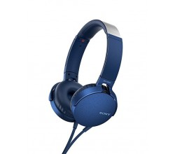 MDR-XB550AP Blauw Sony