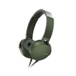 MDR-XB550AP-Groen