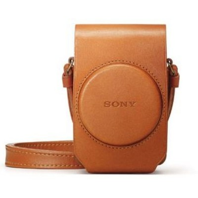 Leather case DSC-RX100 serie - new II Sony