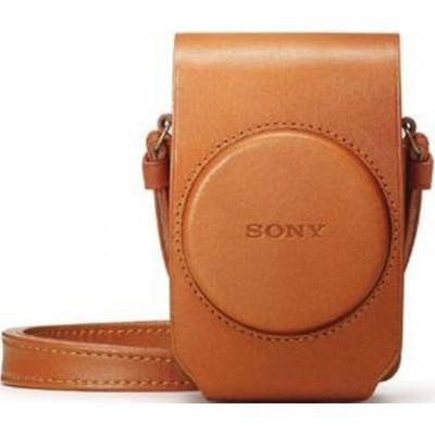 Leather case DSC-RX100 serie - new II Sony