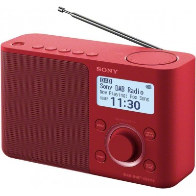 XDR-S61D Rouge Sony