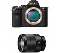 A7 II body + 5-axis beelstabilisatie met SEL2470.AE Sony