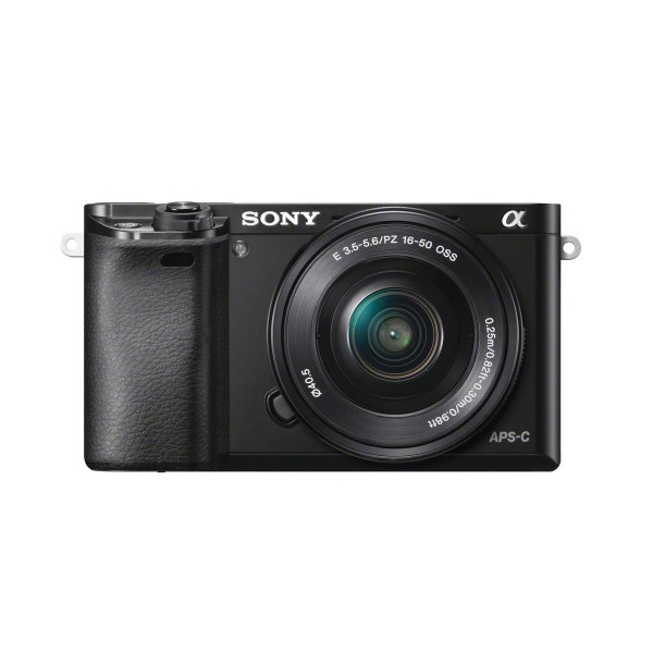 A6000 + Tas + SD Card 16GB