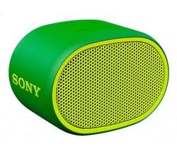 SRS-XB01 Groen Sony