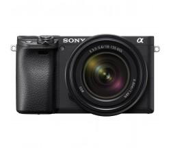 A6400B body + SEL 16-50 Black Sony