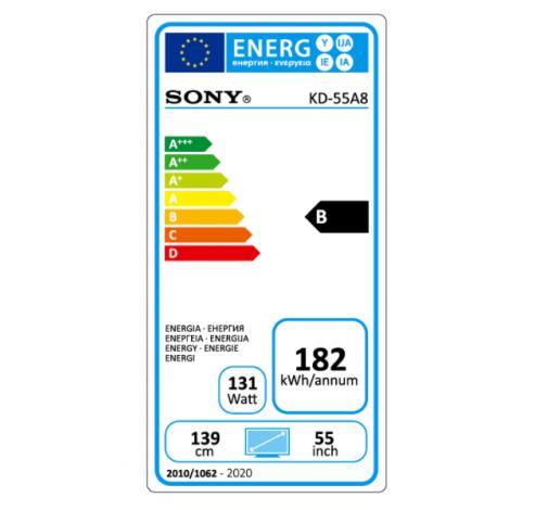 KD-55A85  Sony