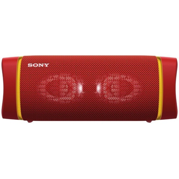 Sony Streaming audio SRS-XB33 Rood