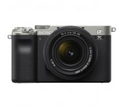 Alpha 7C Zilver + SEL 28-60mm F4-5.6 Sony