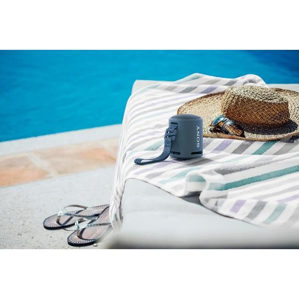 Draagbare draadloze speaker met EXTRA BASS™ XB13 Blauw Sony