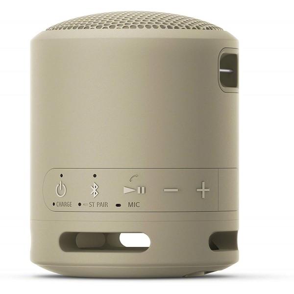 Draagbare draadloze speaker met EXTRA BASS™ XB13 taupe Sony