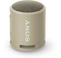 Draagbare draadloze speaker met EXTRA BASS™ XB13 taupe