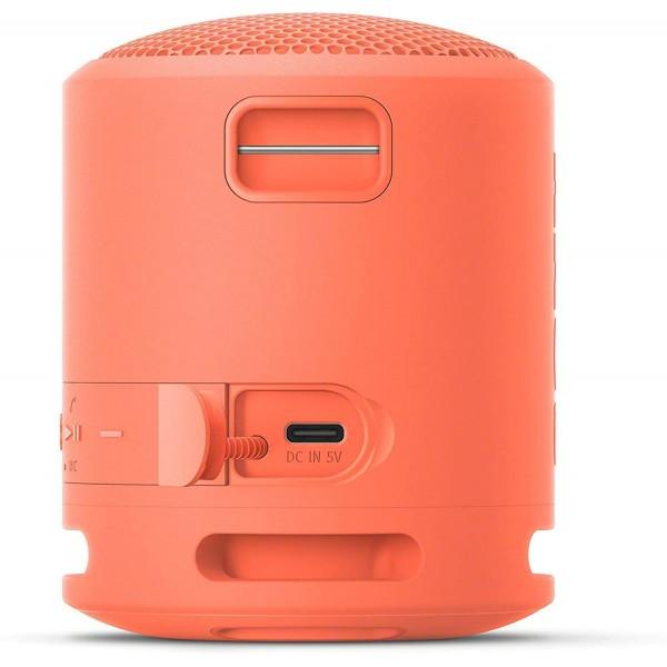 Draagbare draadloze speaker met EXTRA BASS™ XB13 Coral Pink Sony