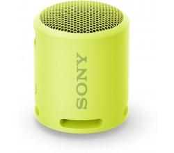 Draagbare draadloze speaker met EXTRA BASS™ XB13 Citroengeel Sony