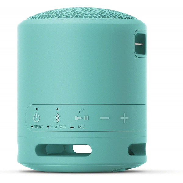 Draagbare draadloze speaker met EXTRA BASS™ XB13 Turquoise Sony